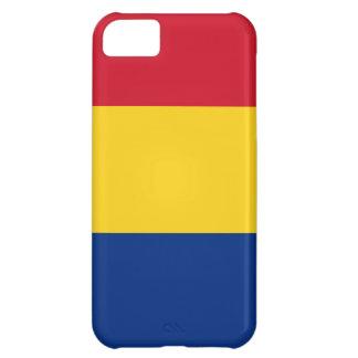 Bandera de Rumania Funda Para iPhone 5C