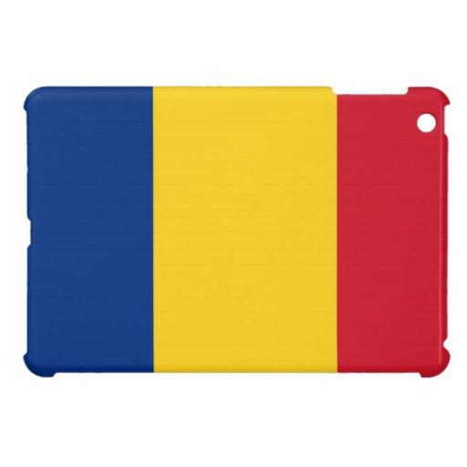 Bandera de Rumania iPad Mini Carcasas