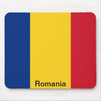 Bandera de Rumania Mousepads