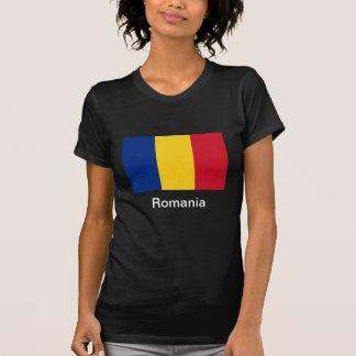 Bandera de Rumania Camisetas