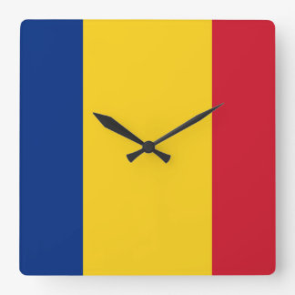 Bandera de Rumania Relojes