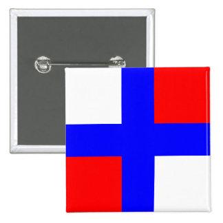 Bandera de Rusia (1668), Rusia Pin Cuadrado
