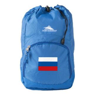 Bandera de Rusia Mochila