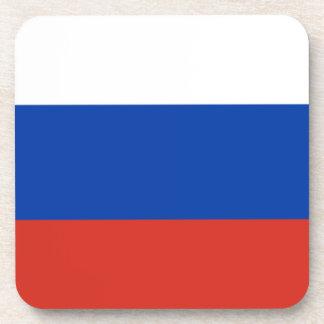 Bandera de Rusia Posavasos