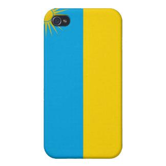 Bandera de Rwanda iPhone 4 Protector