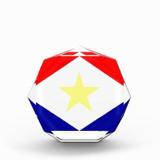 Bandera de Saba