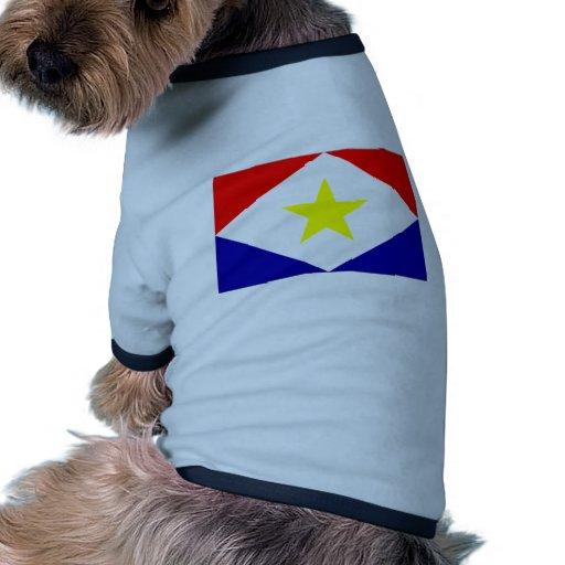 Bandera de Saba Ropa De Perros