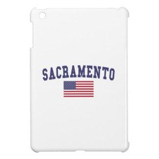 Bandera de Sacramento los E.E.U.U.