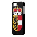 Bandera de Salzburg iPhone 5 Carcasas