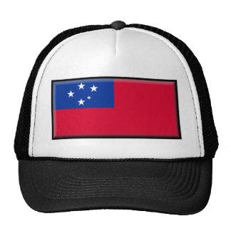 Bandera de Samoa Gorra