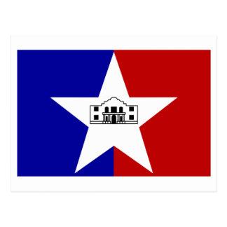 Bandera de San Antonio Postal