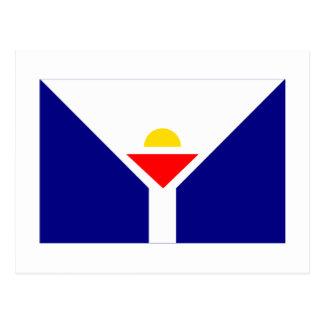 Bandera de San Martín Tarjetas Postales