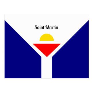 Bandera de San Martín Postales