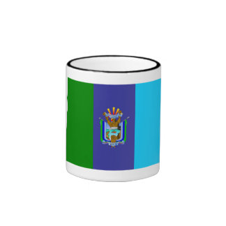 Bandera de Santa Elena Taza De Café