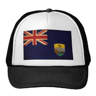 Bandera de Santa Helena Gorra