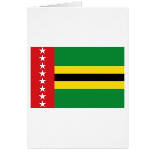 Bandera de Santander Felicitación