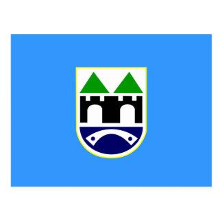 Bandera de Sarajevo Postales