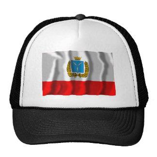 Bandera de Saratov Oblast Gorras