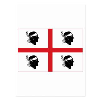 Bandera de Sardegna Postal