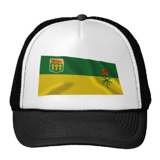 Bandera de Saskatchewan, Canadá Gorro