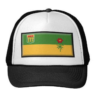 Bandera de Saskatchewan (Canadá) Gorro