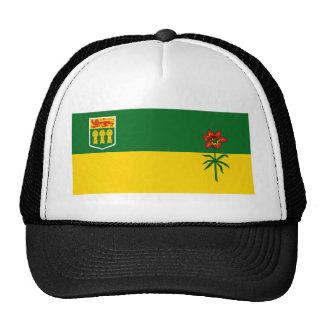 Bandera de Saskatchewan Gorros Bordados