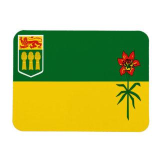 Bandera de Saskatchewan Imán