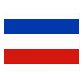 Bandera de Schleswig-Holstein (Alemania) Postal