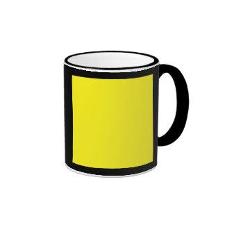 Bandera de señal de Quebec q Tazas De Café