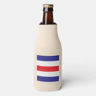 """Bandera de señal náutica de la letra """"C"""" Enfriador De Botellas"""