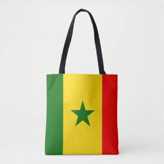 Bandera de Senegal Bolsa De Tela