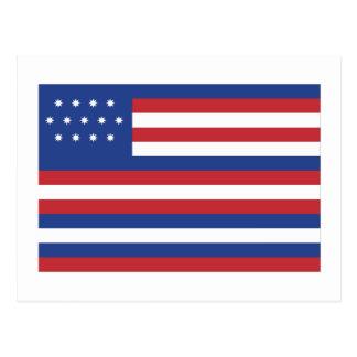 Bandera de Serapis Postal