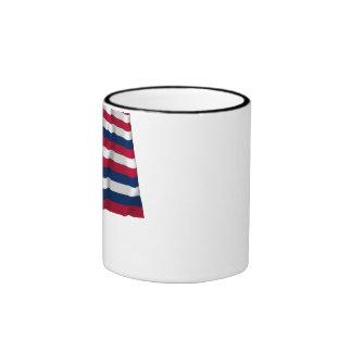 Bandera de Serapis Tazas De Café