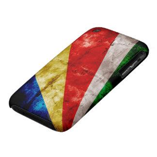 Bandera de Seychelles Case-Mate iPhone 3 Protector