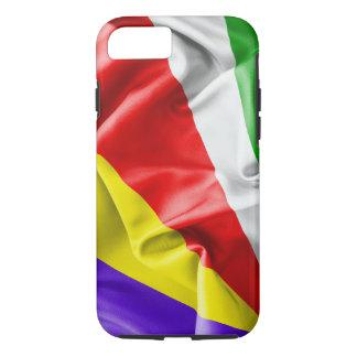 Bandera de Seychelles Funda iPhone 7