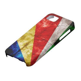 Bandera de Seychelles Funda Para iPhone SE/5/5s