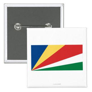 Bandera de Seychelles Pin