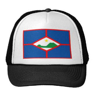 Bandera de Sint Eustatius Gorros Bordados