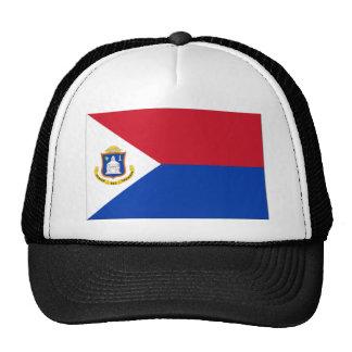 Bandera de Sint Maarten Gorras