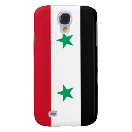 Bandera de Siria Funda Para Galaxy S4