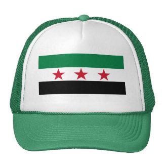 Bandera de Siria Gorras