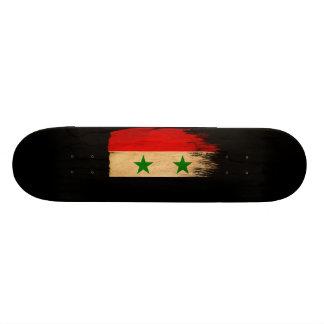 Bandera de Siria Monopatines Personalizados