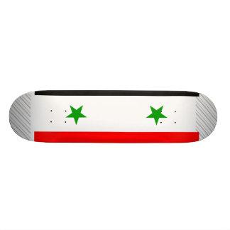 Bandera de Siria Monopatin Personalizado