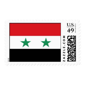 Bandera de Siria Sellos