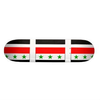 Bandera de Siria, Siria Monopatin