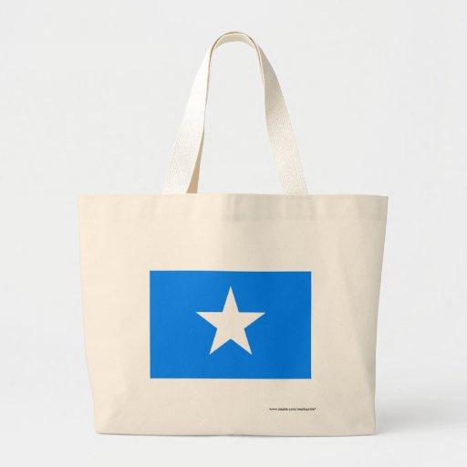 Bandera de Somalia Bolsa De Mano