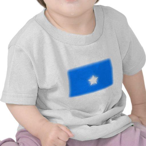 Bandera de Somalia Camiseta