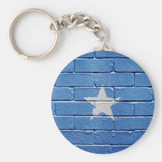 Bandera de Somalia Llavero Personalizado