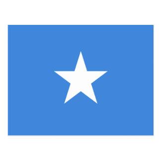 Bandera de Somalia Tarjetas Postales