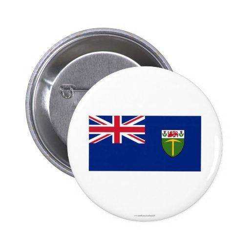 Bandera de Southern Rhodesia (1923-1953) Pins